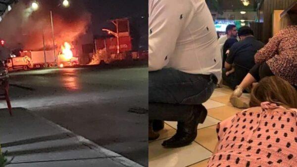 Grupo armado ataca a policías y militares en Tamaulipas