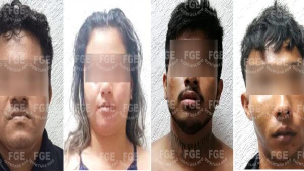 Implican en 8 homicidios a banda desmantelada en Playa del Carmen.
