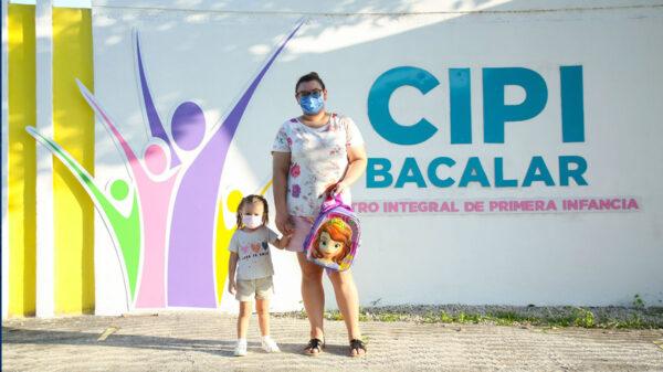 Inicia CIPI Bacalar clases presenciales para el nivel preescolar del ciclo 2021-2022