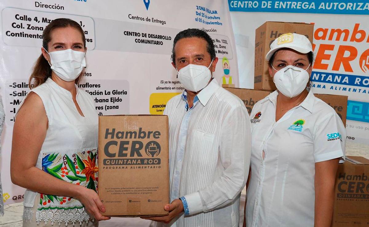 Más obra pública y programas sociales en Isla Mujeres para que las familias vivan mejor: Carlos