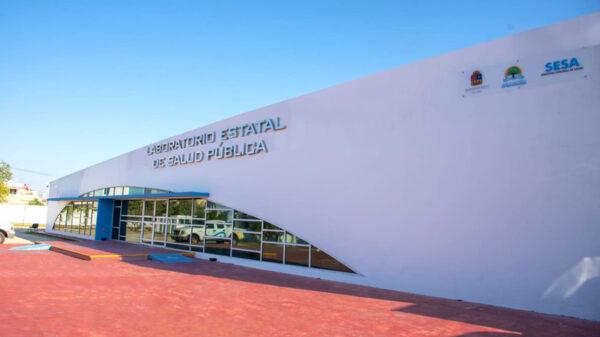 Aumentó un 300% la capacidad de análisis el Laboratorio Estatal de Salud Pública de Quintana Roo