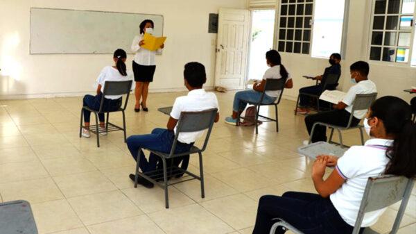 En Quintana Roo no habrá retorno generalizado a clases presenciales: SEQ