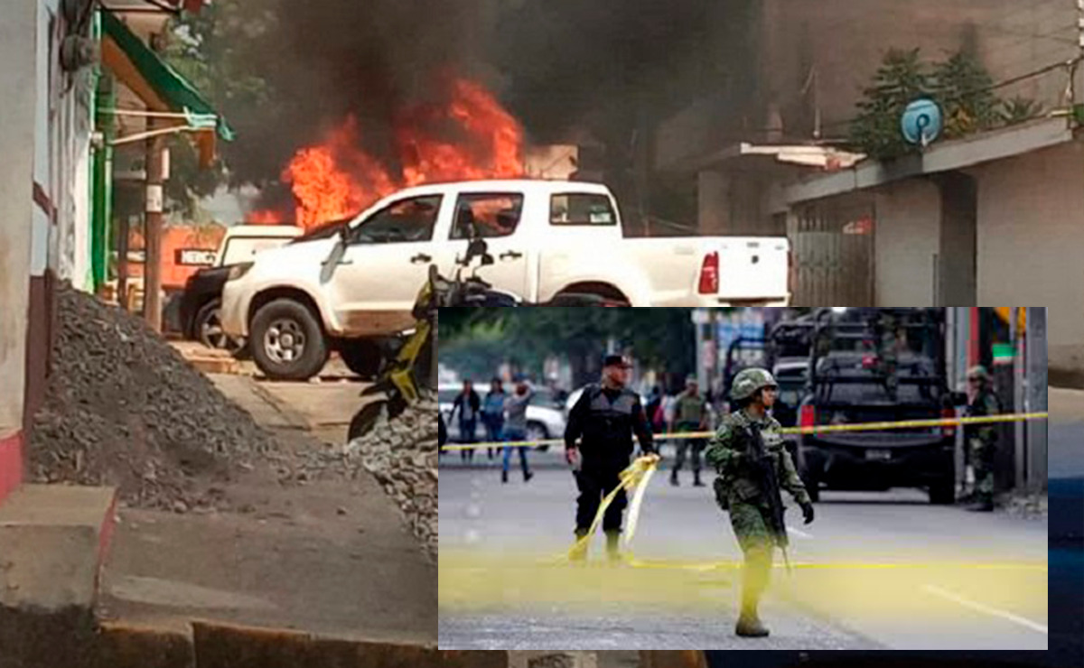 Ranking internacional coloca a México en cuarto lugar mundial de criminalidad