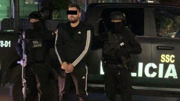 Capturan a 4 implicados en atentado al empresario Eduardo Beaven en el AICM.