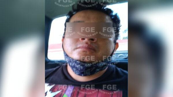 Detienen en Mérida a golpeador de mujeres chetumaleño.