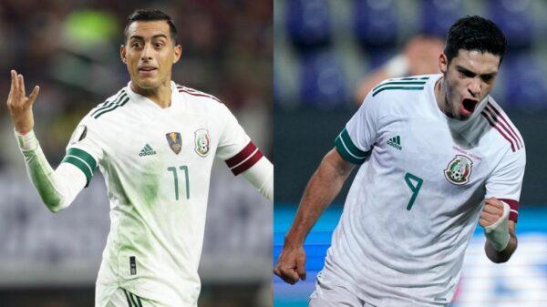 Selección Mexicana: ¿Raúl Jiménez o Funes Mori?