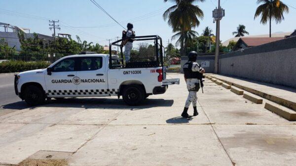 Reforzará AMLO presencia de la Guardia Nacional en Riviera Maya.