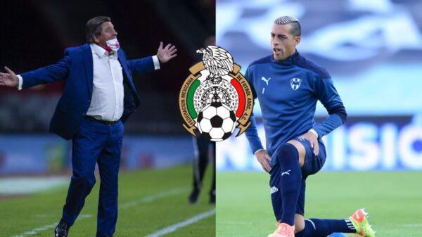 """Piojo Herrera apoya a """"Funes Dios"""" como delantero del Tri"""