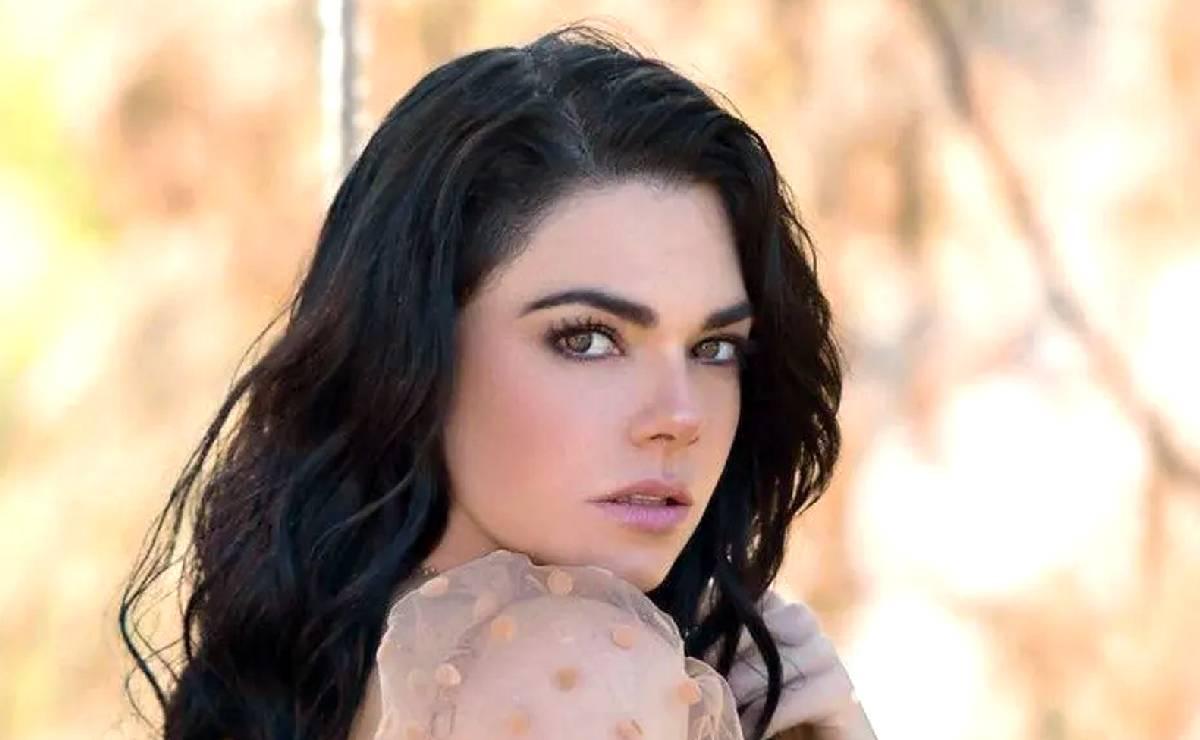 """Livia Brito interpone denuncia contra revista mexicana por """"ponerla en riesgo"""""""