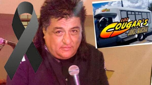 "En balacera en bar de Tamaulipas, matan a Jorge Marshal vocalista de ""Los Cougars"""