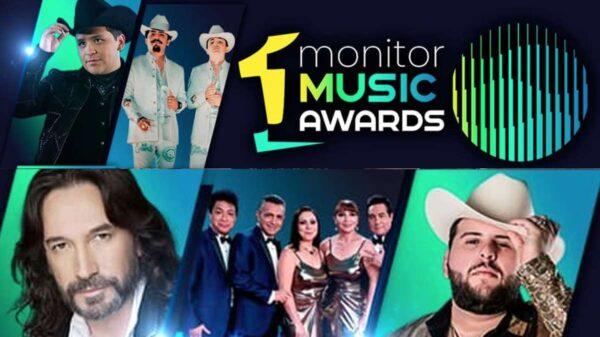 Conoce a los ganadores de los Monitor Music Awards 2021