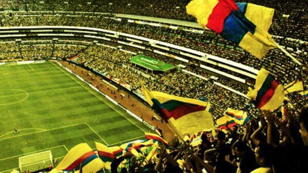 Aficionado mete pistola al Estadio Azteca y amenaza a americanistas