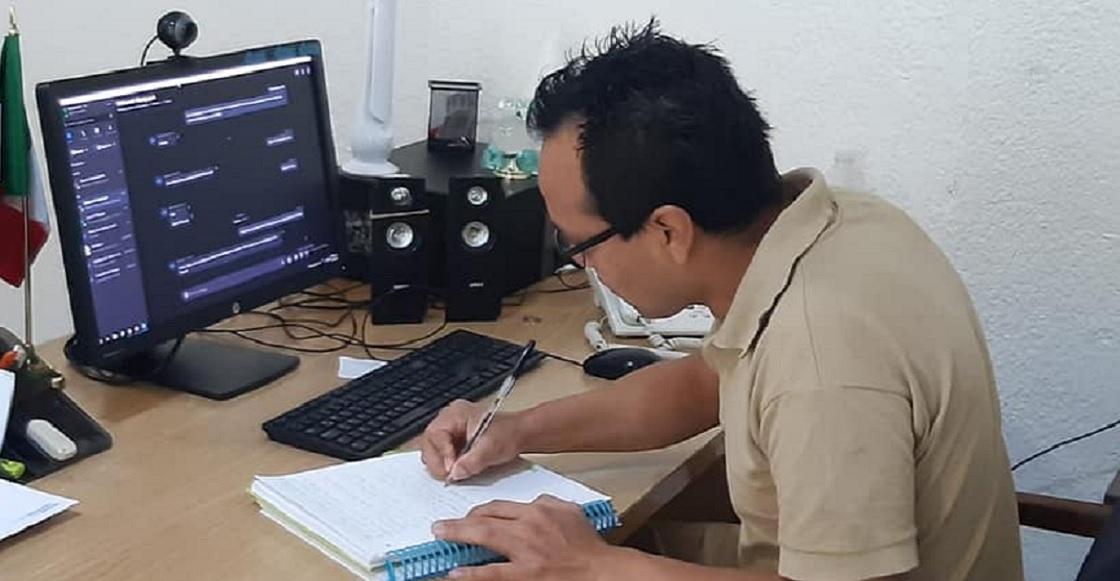 Interno del Reclusorio Sur se gradúa como ingeniero por la UNAM.