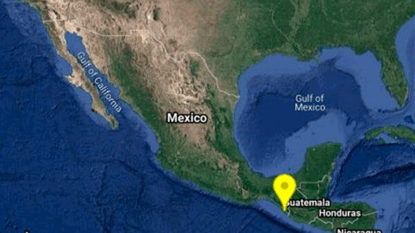 Sismos sacuden a Chiapas, de 4.5 grados el de mayor intensidad